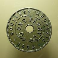 Southern Rhodesia 1 Penny 1934 - Rhodesia