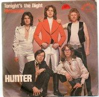 "Hunter(1978)  ""Tonight's The Night  -  Hideaway"" - Vinyl-Schallplatten"
