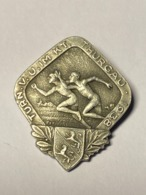 Sport Insigne Turn V. U. IM Kanton Thurgau 1938 Suisse - Gymnastiek