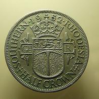 Southern Rhodesia 1/2 Crown 1952 - Rhodesia