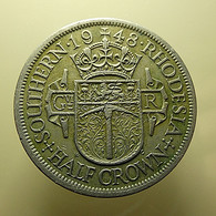 Southern Rhodesia 1/2 Crown 1948 - Rhodesia
