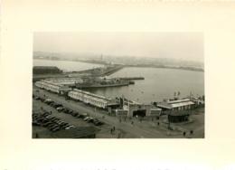 PHOTO ORIGINALE SAINT MALO 1956 FORMAT 11 X 8 CM - Luoghi