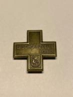 Sport  Insigne Bischofszell 1934 Suisse - Gymnastique