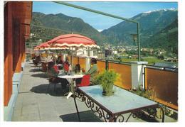 CPM ANDORRE ANDORRA LA VELLA Hôtel Jaume I Terrasse Parasols 1979 - Andorra