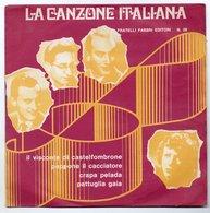 "La Canzone Italiana Ed. Fabbri 45 Giri  (1970)  ""n. 28"" - Sonstige - Italienische Musik"