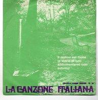 "La Canzone Italiana Ed. Fabbri 45 Giri  (1970)  ""n. 34"" - Sonstige - Italienische Musik"