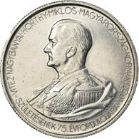 Monnaie, Hongrie, 5 Pengö, 1943, SPL, Aluminium, KM:523 - Hungría