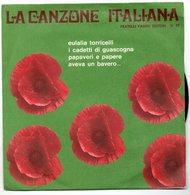 "La Canzone Italiana Ed. Fabbri 45 Giri  (1970)  ""n. 37"" - Sonstige - Italienische Musik"