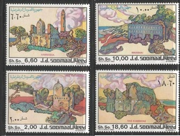 1985- Somalia- Landscapes- Complete Set MNH** - Somalië (1960-...)