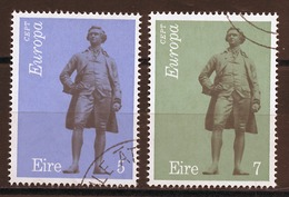 Irlande - Ireland - Irland 1974 Y&T N°304 à 305 - Michel N°302 à 303 (o) - EUROPA - Used Stamps