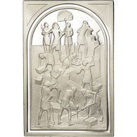 Vatican, Médaille, Institut Biblique Pontifical, Exodus 1:10, Religions & - Andere