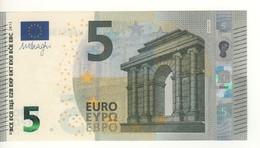 "5 EURO  ""Germany ""  DRAGHI   W 001 E6  WA0513075124   /  FDS - UNC - EURO"