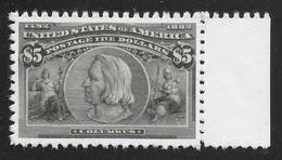 ETATS-UNIS 1893 YT 96 SCOTT 245 - COLUMBUS - COPIE/FAUX - 1847-99 Unionsausgaben