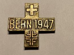 Sport Insigne BERN 1947 Suisse Sportabzeichen - Sports D'hiver