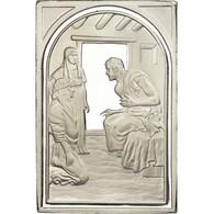 Vatican, Médaille, Institut Biblique Pontifical, Actes 28, 30-31, Religions & - Andere