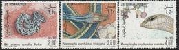 1982- Somalia- Snakes - Complete Set MNH** - Somalië (1960-...)