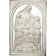 Vatican, Médaille, Institut Biblique Pontifical, Marc 10:14, Religions & - Andere