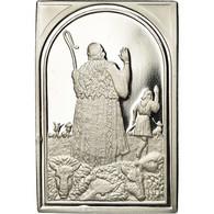 Vatican, Médaille, Institut Biblique Pontifical, Genèse 13,8, Religions & - Andere