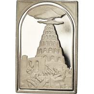 Vatican, Médaille, Institut Biblique Pontifical, Genèse 11,4, Religions & - Andere