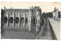 37 Château De Chenonceau (2 Scans) - Chenonceaux