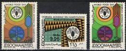 1981- Somalia- World Food Day - Complete Set MNH** - Somalië (1960-...)