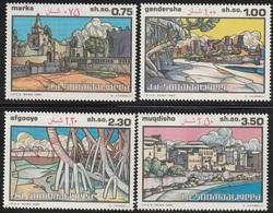 1980- Somalia- Landscape - Complete Set MNH** - Somalië (1960-...)