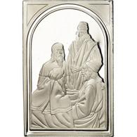 Vatican, Médaille, Institut Biblique Pontifical, Job 13,15, Religions & - Andere