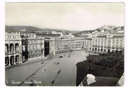 XW 2077 Trieste - Piazza Dell'Unità - Panorama / Viaggiata - Trieste