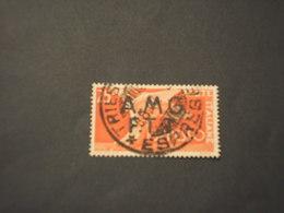TRIESTE ZONA A - ESPRESSI - 1947/8 PIEDE ALATO L. 25 - TIMBRATO/USED - 7. Trieste