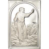 Vatican, Médaille, Institut Biblique Pontifical, 3 Reg 18,24, Religions & - Andere