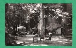 83 Var Lorgues Hotel Moderne Et Du Parc  ( Format 9cm X14cm ) - Lorgues