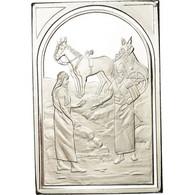 Vatican, Médaille, Institut Biblique Pontifical, 4 Reg 5,10, Religions & - Andere
