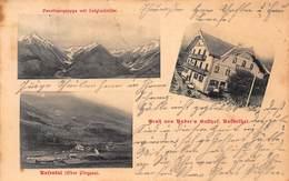 ROSENTHAL AUSTRIA~GRUSS Aus HUBER'S GASTHOF~1903 MULTI IMAGE PHOTO POSTCARD 46378 - Neunkirchen