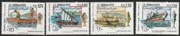 1979- Somalia-  Fishing-fish - Complete Set MNH** - Somalië (1960-...)
