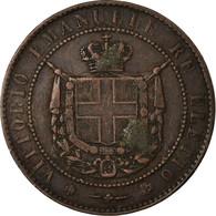 Monnaie, États Italiens, TUSCANY, Provisional Government, 5 Centesimi, 1859 - Monete Regionali