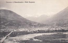 DOMODOSSOLA-VERBANO CUSIO OSSOLA-VALLE BOGNACO-CARTOLINA NON VIAGGIATA -ANNO 1910-1920 - Verbania