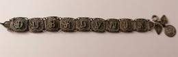 Very Old Bracelet Filigree Jewelry DUBROVNIK Ragusa Dalmatia Croatia Dalmatien Filigran - Armbanden