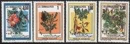 1978- Somalia-  Flowers - Complete Set MNH** - Somalië (1960-...)