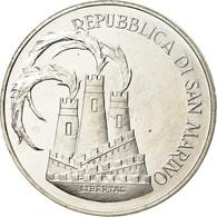 Monnaie, San Marino, 1000 Lire, 1984, SUP+, Argent, KM:169 - San Marino