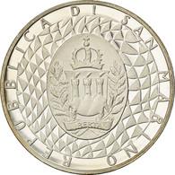 Monnaie, San Marino, 500 Lire, 1990, Rome, SPL, Argent, KM:246 - San Marino