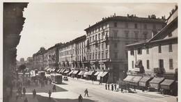 MILANO-CORSO BUENOS AYRES CARTOLINA VERA FOTOGRAFIA-NON VIAGGIATA -ANNO 1935-1940 - Milano