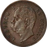 Monnaie, Italie, Umberto I, 2 Centesimi, 1898, Rome, TTB, Cuivre, KM:30 - 1861-1946 : Kingdom