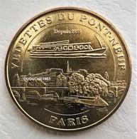 Monnaie De Paris 75.Vedettes Du Pont Neuf -  Depuis 1959 - 2005 - Monnaie De Paris