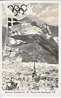 GERMANY  OLYMPIC    1936   WINTER  VILLAGE  PHOTO - Summer 1936: Berlin