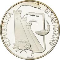 Monnaie, San Marino, 500 Lire, 1988, SPL, Argent, KM:216 - San Marino
