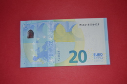 M005 C3 * 20 EURO  PORTUGAL - M005 C3  - MC3618506628 - NEUF - UNC - EURO