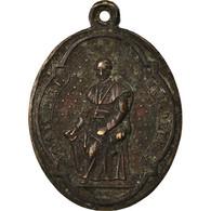 Vatican, Médaille, Pie IX, S.Petrus, Religions & Beliefs, TB, Bronze - Andere