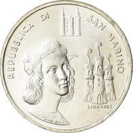 Monnaie, San Marino, 1000 Lire, 1983, SPL, Argent, KM:155 - San Marino