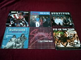 SURVIVOR  ° 6  / 45 Tours  Differents De Collection - Complete Collections