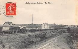 34 - HERAULT - BALARUE LES BAINS - 10012 - GARE - Sonstige Gemeinden